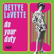 LAVETTE, BETTYE - DO YOUR DUTY