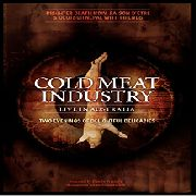 VARIOUS - COLD MEAT INDUSTRY LIVE IN AUSTRALI