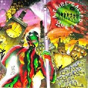A TRIBE CALLED QUEST - BEATS RHYMES AND LIFE (2LP)