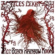 LES LEKIN - (RED) ALL BLACK RAINBOW MOON