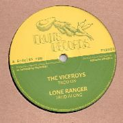 VICEROYS/LONE RANGER/PRINCE ALLA/ROBERTO SANCHEZ - TROD ON/TROD ALONG/JAH IN THE MORNING/JAH LOVE DUB