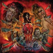 TENNEY, DENNIS MICHAEL - NIGHT OF THE DEMONS O.S.T. (2LP)