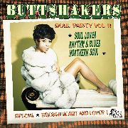 VARIOUS - BUTTSHAKERS!! SOUL PARTY, VOL. 11