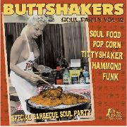 VARIOUS - BUTTSHAKERS!! SOUL PARTY, VOL. 12