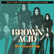 VARIOUS - BROWN ACID:THE SECOND TRIP(COL)