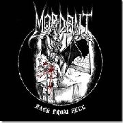 MORDANT - BACK FROM HELL (BLACK)