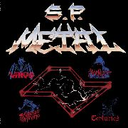 VARIOUS - S.P. METAL I (BLACK)