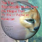 VARIOUS - THE TRIP 3 PSYCHEDELIC MUSIC FROM THE HIPPIE TRAIL