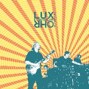 E-MUSIKGRUPPE LUX OHR - (BLUE/ORANGE) LIVE AT ROADBURN 2014 (2LP)