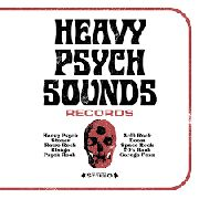 VARIOUS - HEAVY PSYCH SOUNDS RECORDS SAMPLER