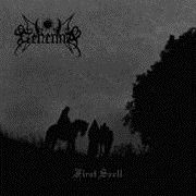 GEHENNA (NORWAY) - FIRST SPELL (2LP/BLACK)