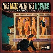 "VARIOUS - THE MAN WITH THE LICENCE (10"")"