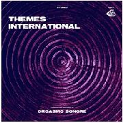 ORGASMO SONORE - THEMES INTERNATIONAL (+CD)