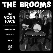 BROOMS - IN YOUR FACE (BLACK)