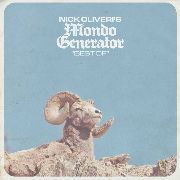 OLIVERI, NICK -'S MONDO GENERATOR- - BEST OF (2LP/CLEAR BLUE)