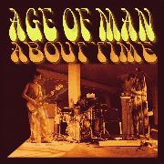 AGE OF MAN - ABOUT TIME (BLACK)