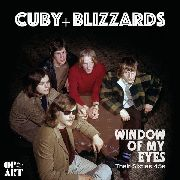 CUBY + BLIZZARDS - (TURQUOISE) WINDOW OF MY EYES: THEIR SIXTIES 45S (