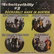 VARIOUS - SCHNITZELBILLY #2: ROCKABILLY MADE IN AUSTRIA