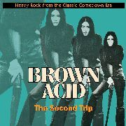 VARIOUS - BROWN ACID: THE SECOND TRIP (TURQUOISE)