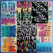 A TRIBE CALLED QUEST - PEOPLE'S INSTINCTIVE TRAVELS AND... (180G/2LP)