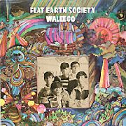 FLAT EARTH SOCIETY/THE LOST - WALEECO/SPACE KIDS