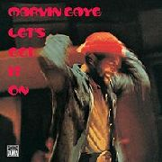 GAYE, MARVIN - LET'S GET IT ON (BLACK)