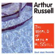 RUSSELL, ARTHUR - THE WORLD OF ARTHUR RUSSELL (3LP)