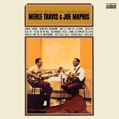 TRAVIS, MERLE -& JOE MAPHIS- - COUNTRY MUSIC'S TWO GUITAR GREATS