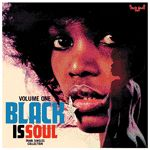 VARIOUS - BLACK IS SOUL