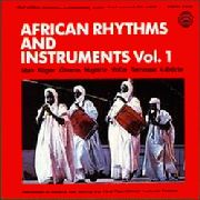 VARIOUS - AFRICAN RHYTHMS AND INSTRUMENTS 1