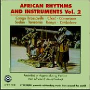 VARIOUS - AFRICAN RHYTHMS AND INSTRUMENTS 2