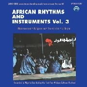 VARIOUS - AFRICAN RHYTHMS AND INSTRUMENTS 3