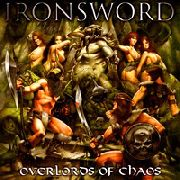 IRONSWORD - OVERLORDS OF CHAOS (BLACK) (2LP)