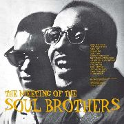 JACKSON, MILT -& RAY CHARLES- - MEETING OF THE SOUL BROTHERS (2LP)