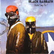 BLACK SABBATH - NEVER SAY DIE! (UK)