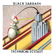 BLACK SABBATH - TECHNICAL ECSTACY (UK)