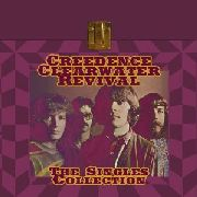 "CREEDENCE CLEARWATER REVIVAL - SINGLES COLLECTION (15X7"")"