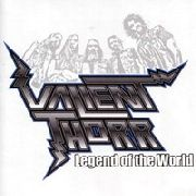 VALIENT THORR - LEGEND OF THE WORLD (2LP)