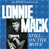 MACK, LONNIE - STILL ON THE MOVE