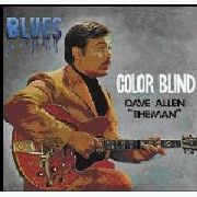 ALLEN, DAVE 'THE MAN' - COLOR BLIND