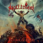 SKULLVIEW - (BLACK) METALKILL THE WORLD
