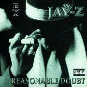 JAY-Z - REASONABLE DOUBT (3LP)