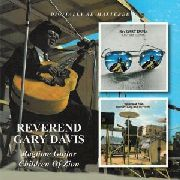 DAVIS, REV. GARY - RAGTIME GUITAR/CHILDREN OF ZION