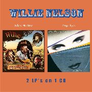 NELSON, WILLIE - BEFORE HIS TIME/ANGEL EYES