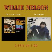 NELSON, WILLIE - COUNTRY MUSIC CONCERT/THE WILLIE...