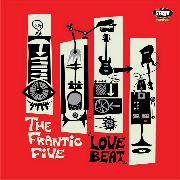 "FRANTIC V - LOVE BEAT (10"")"