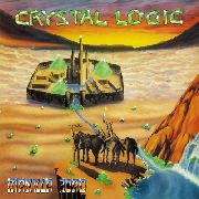 MANILLA ROAD - (BLACK) CRYSTAL LOGIC