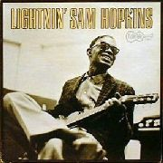 HOPKINS, LIGHTNIN' SAM - LIGHTNIN' SAM HOPKINS