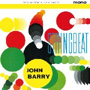 BARRY, JOHN - STRINGBEAT