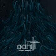 ADRIFT - (COL) BLACK HEART BLEEDS BLACK (2LP